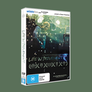 Life in Movement DVD