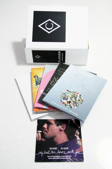 Closer Short Films DVD Box Set