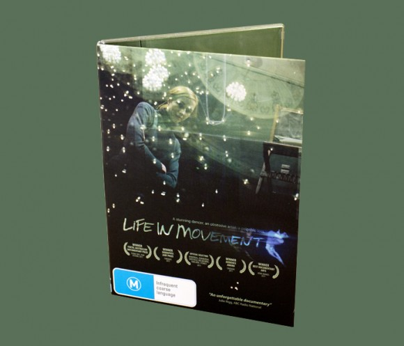 Life in Movement DVD (International release)