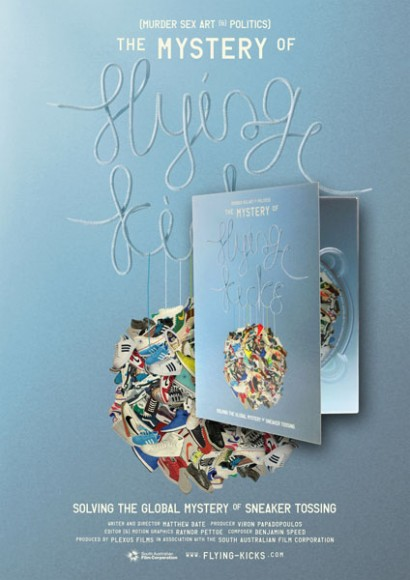 Flying Kicks DVD and Poster Package