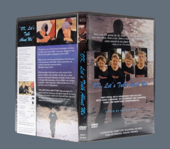 Ok, Let's Talk About Me DVD