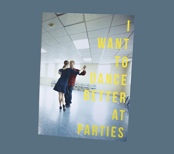 I Want To Dance Better At Parties DVD