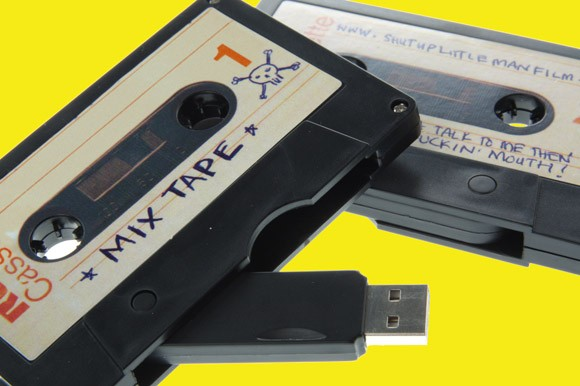2GB USB Collector's Cassette